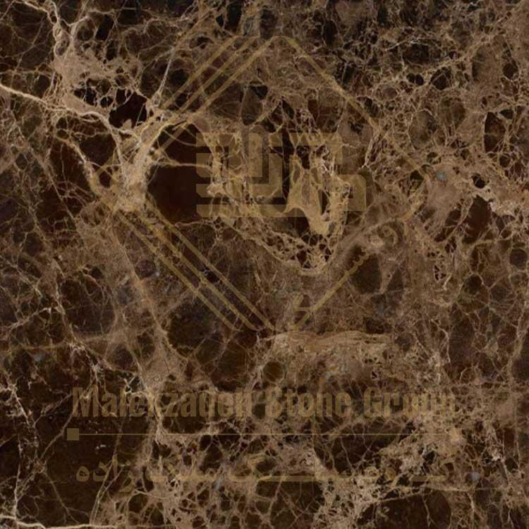 سنگ مرمریت امپرادور ترکیه با تم تیره مناسب برای سالن های مجلل